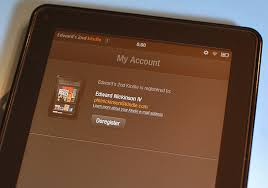 is kindle android editorial dear usernames and passwords exist for a reason