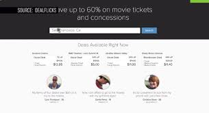 discount cinema apps discounted movie seats