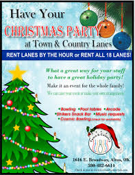 town u0026 country lanes u003e parties