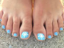 tiffany blue bow toe nails beauty pinterest pretty nails