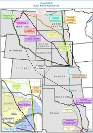Keystone Xl Pipeline Map Madville Times