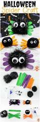 halloween spiders crafts 34 fun u0026 easy halloween crafts for kids to make listing more