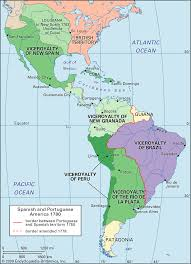 Mexico Central America And South America Map by United States American Natives