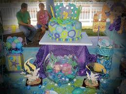 Bubble Guppies Decorations Bubble Guppies Under The Sea Birthday Party Ideas Photo 9 Of 16