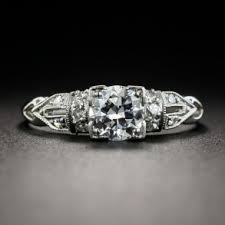 real diamond engagement rings antique and vintage diamond engagement rings lang antiques