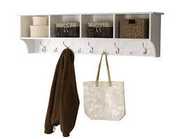 17 inspirations of wall mount coat rack
