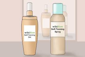 How To Get A Spray Tan How To Get A Good Spray Tan With Pictures Wikihow