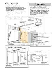 Opening Garage Door Without Power by Pdf Manual For Chamberlain Other Power Drive 3132e Fs2 Garage Door