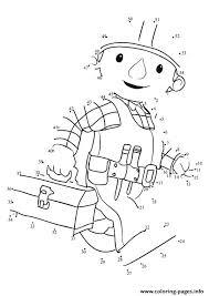 bob builder dot dot coloring pages printable