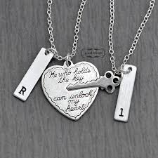 key to my heart gifts key to my heart necklace mr mrs sting
