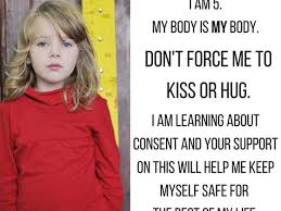 Parenting Meme - this parenting meme about children and consent has gone viral what