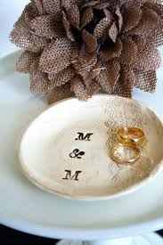 Wedding Ring Holder by Wedding Ring Dish Rustic Wedding Ring Holder Something Old