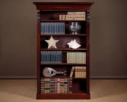 tall open bookshelves c 1870 collinge antiques