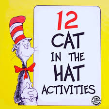 dr seuss hat template free 12 dr seuss cat in the hat crafts and activities for kids kids