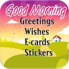 morning greeting cards android apps on play