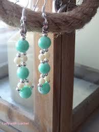 diy drop earrings diy simple beaded drop earrings pandahall jewelry