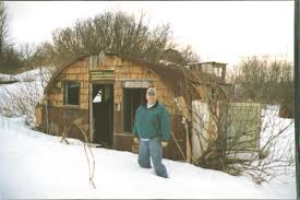 kodiak military history the quonset hut