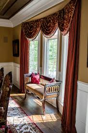 Living Room Window Curtains by Custom Window Treatments Projects Linly Designs