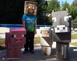 Steve Minecraft Halloween Costume 76 Minecraft Costumes Characters Images
