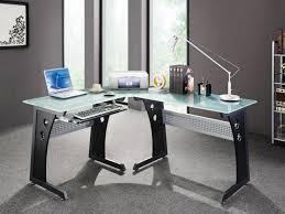 Modern Glass Executive Desk Glass Executive Desk Modern Glass Desk Office Home Design