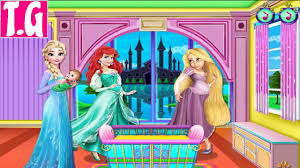 princesses baby room decor u2014 games for kids hd 1080p youtube