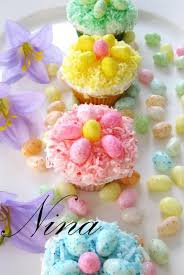 Easter Decorations On Cupcakes by 35 Adorable Easter Cupcake Ideas