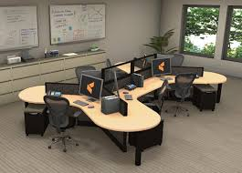 Portland Office Furniture by Office Workstations Optima By Cubicles Com