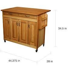 catskill kitchen island catskill craftsman butcher block drop leaf kitchen island free