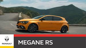 introducing the new renault megane r s youtube