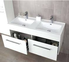 Vanity Units With Drawers For Bathroom by Vanities Liliane 120mm Wide Double Vanity Unit With Square Basin