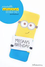 minion birthday invitations templates tags minion birthday party