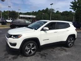 what is a jeep compass 2017 jeep compass latitude 4x4 carolina 3c4njdbb2ht681592