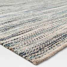 blue area rugs target