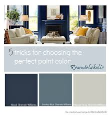 5 tricks for choosing the perfect paint color remodelaholic