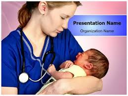 free midwifery medical powerpoint template for medical powerpoint