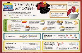 joe s crab shack t shirts kids menu of the week joe s crab shack out to eat with kids