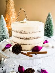 easy gingerbread cake recipe with baileys cream cheese frosting