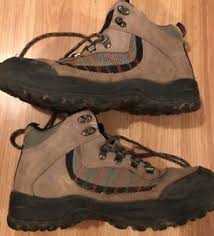 s waterproof walking boots size 9 itasca taupe back woods ankle waterproof hiking boots size 9
