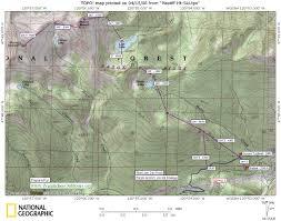 Lake Washington Map by Mastiff Mountain Via Merritt Lake Wenatchee Outdoors