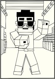 colouring pages minecraft 139 minecraft images