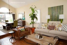 wine country modern living room sf bay area interior design