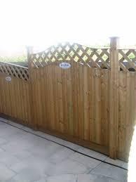 acorn precedent fence panel 6ft x 5ft 1828mm x 1524mm