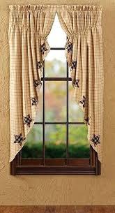 primitive kitchen curtains u2013 teawing co
