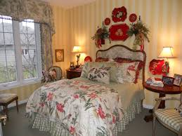 bedroom pretty christmas bedding inspiration with yellow