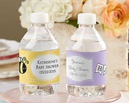 personalized baby shower favors baby shower water bottle labels personalized baby shower favors by