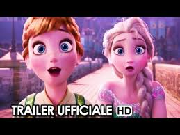 film frozen intero frozen fever trailer ufficiale italiano 2015 hd youtube