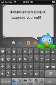 how to easily add fun emojis u0026 symbols to your tweets