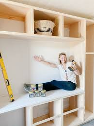 diy kitchen cabinets kreg how to build basic cabinet boxes with kreg