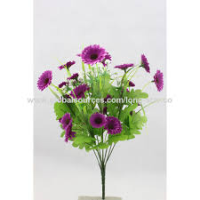 silk sunflowers china artificial silk sunflowers for home table decoration on
