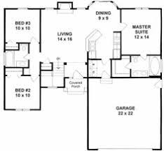 Houses Floor Plans by Plan 1279 1200 Sq Ft House Plan With 3 Car Garage And Walk In